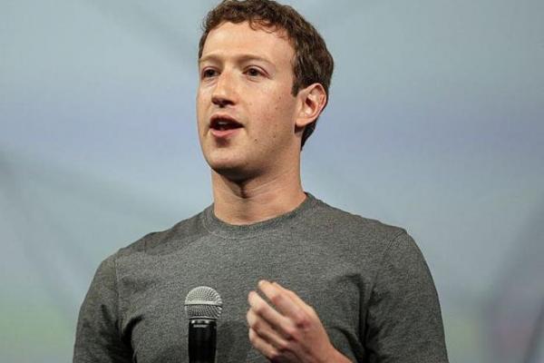 Chief Executive Facebook Inc, Mark Zuckerberg