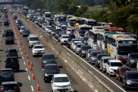 Libur Imlek, 78 Ribu Kendaraan Tinggalkan Jakarta