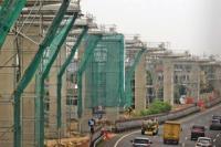 Proyek Besar di Tol Jakarta-Cikampek Berhenti Selama Mudik