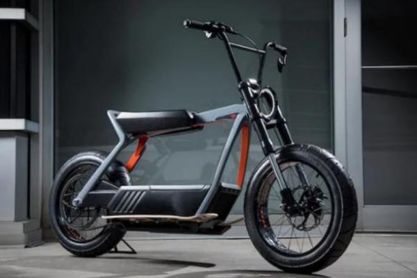 Harley-Davidson sedang melirik kemungkinan produksi sepeda motor listrik model skuter.
