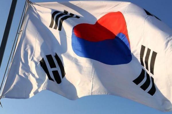 Bendera kebangsaan Korea Selatan (Foto: Anadolu)