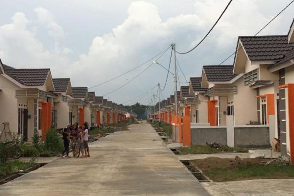 Program Satu Juta Rumah Tahun Ini Tembus 400 Ribu Unit