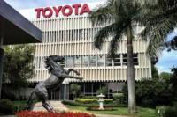 Kantor Produsen Toyota