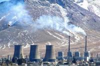 Foto menunjukkan pemandangan ke Rey Power Plant di dekat ibukota Iran, Teheran. (Foto:PressTV)