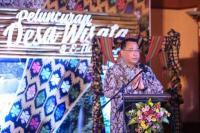 Kemendes PDTT Luncurkan 100 Desa Wisata dan E-Ticketing di Mataram