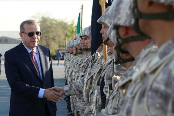 Turki akan Resmikan Pangkalan Militer Baru di Qatar