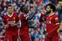 Dua Gol Sadio Mane Bawa Liverpool Tekuk Chelsea