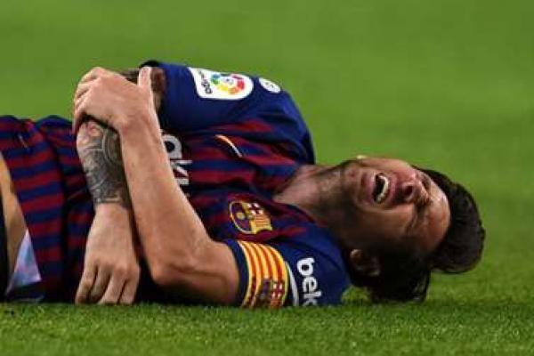 Messi Kembali Absen Kontra Bilbao