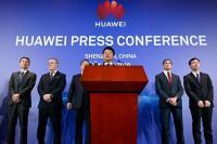 Huawei ajukan gugatan terhadap Amerika Serikat (Foto: Wang Zhao/AFP)