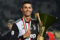 Cristiano Ronaldo Senang Bisa Berlatih Kembali di Juventus