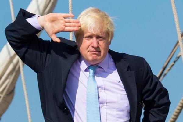 PM Inggris Positif Terinfeksi Corona
