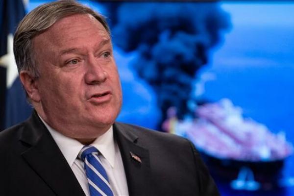 Pompeo Ancam Sanksi Siapa pun yang Jual Senjata ke Iran