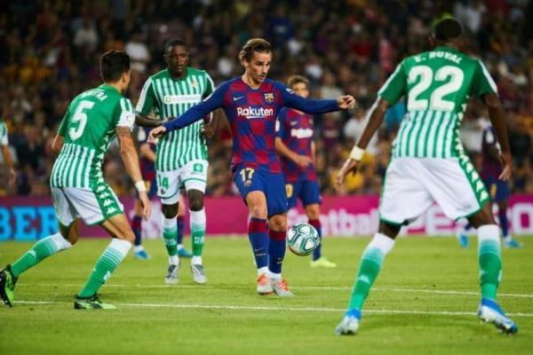 Barcelona Sempat Sulit Cetak Gol