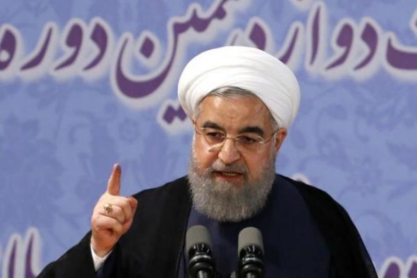 Rouhani: Tidak Ada Gunanya Berunding dengan AS