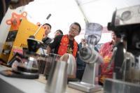 Festival Kopi Nusantara Sail Nias Kenalkan Produk Unggulan Kopi Daerah