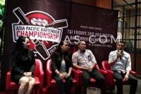 Konferensi Pers TGI Fridays Indonesia di Gandaria City, Jakarta, Selasa (15/10)