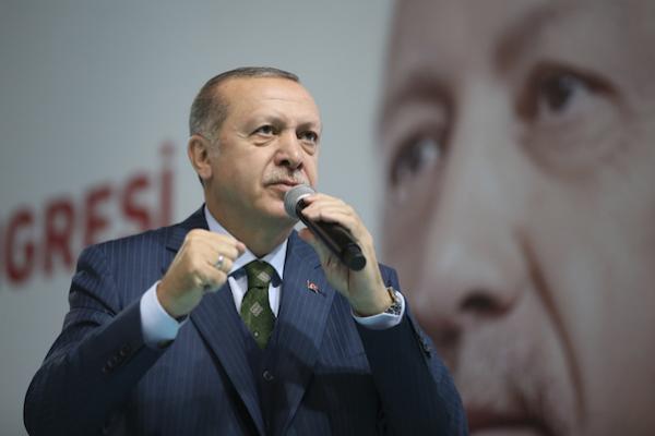 Presiden Turki Tayyip Erdogan (Foto: Gulftoday)