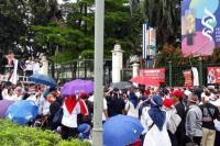 Aliansi Buruh Akan Gelar Aksi Serentak Tolak RUU Omnibus Law