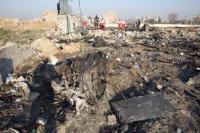 PM Inggris Sebut Pesawat Boeing 737 Jatuh Karena Tertembak Rudal Iran