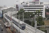 PSBB Transisi, Ini Perubahan Jadwal MRT