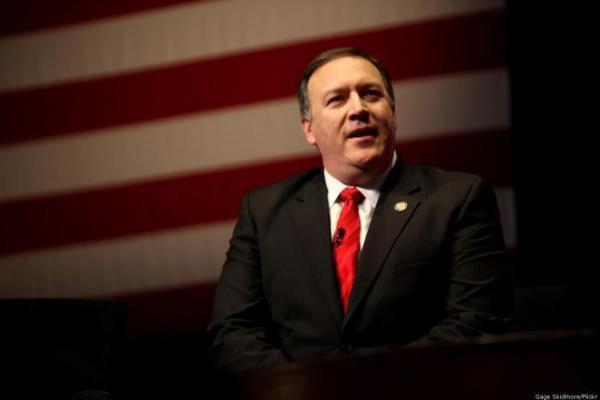Menteri Luar Negeri Amerika Serikat (AS) Mike Pompeo.