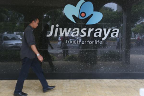 Kejagung Tahan 5 Tersangka Korupsi Jiwasraya