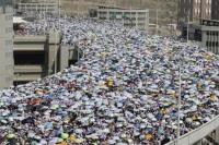 Sebanyak 10.000 Jemaah Umrah Asing Tiba di Arab Saudi