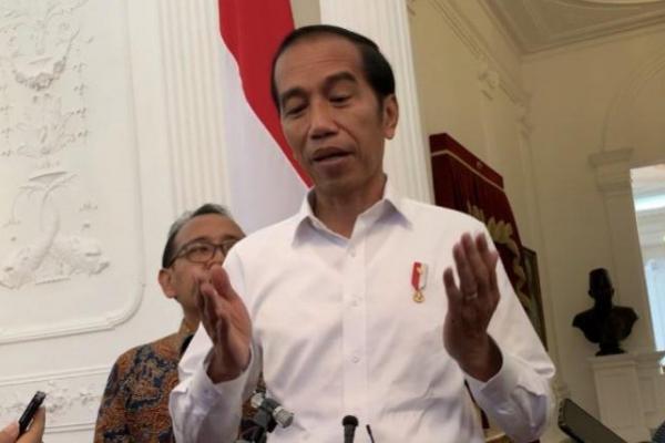 Jokowi Sebut Jiwasraya Tak Mungkin Sembuh dalam Sehari