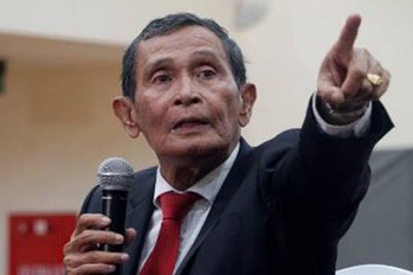 Ketua Dewas KPK, Tumpak Hatorangan Panggabean