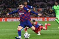 """Terkait Pemecatan Valverde, Messi """"Semprot"""" Petinggi Barcelona"""