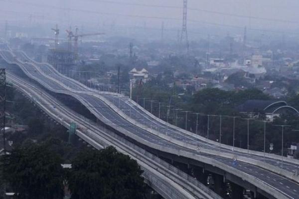 Ruas Tol Jakarta-Cikampek