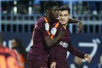 Balik ke Barcelona, Philippe Coutinho Kembali Bersinar