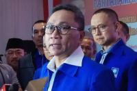 Klaim Didaulat 30 DPW, Zulhas  Resmi Daftar Caketum PAN