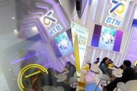 Suasana Pameran Properti Ipex 2020 di Jakarta