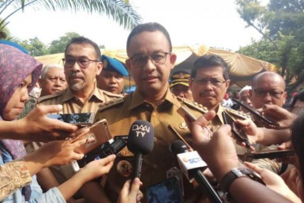 Ngantor Hari Pertama, Lalu Lintas  Jakarta Didominasi Kendaraan Pribadi
