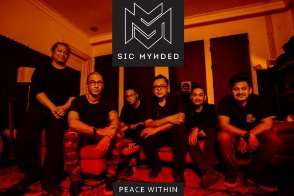 """Sic Mynded rilis album barunya, """"Peace Within"""""""