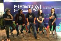 Press Conference First Festival 2020 yang akan diselenggarakan pada Rabu, 26 Februari 2020 di Jakarta