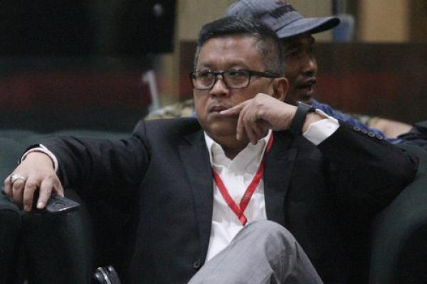 Hari Ini KPK Kembali Periksa Hasto Kristiyanto