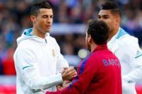 Beckham Pede Bisa Kontrak Messi dan Ronaldo