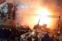 Terbakar, Mall Thamrin City Rugi Puluhan Juta