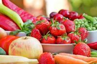 Ilustrasi bermacam buah