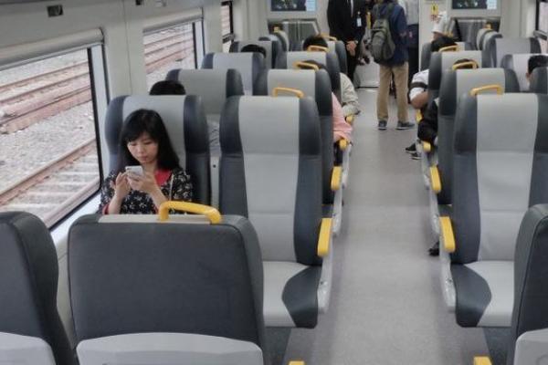 Ilustrasi Kereta Bandara Soekarno-Hatta (Porto News)