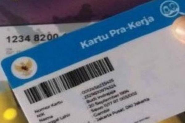 Awas, Pemalsuan Identitas Kartu  Prakerja Akan Dimejahijaukan