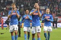 Di Tengah Ancaman Corona, Napoli Bakal Kembali Latihan Pekan Depan