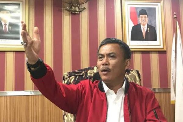 Ketua DPRD DKI Jakarta Prasetio Edi Marsudi (Breaking News)
