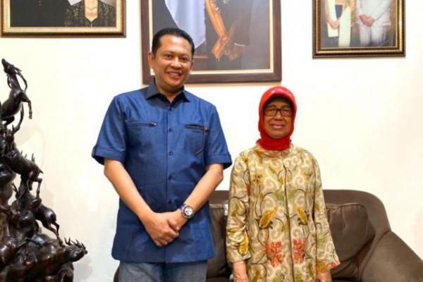 Bamsoet Sampaikan Duka Cita Atas Berpulangnya Ibunda Jokowi