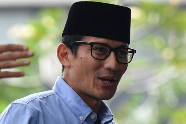 Kata Sandiaga Uno, Omnibus Law  Bukan Prioritas Investor