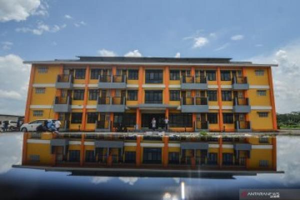 Kementerian PUPR Bangun Rumah Susun untuk Santri Pondok Pesantren
