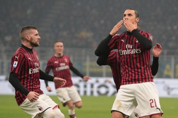 Situasi Belum Pasti, AC Milan Belum Agendakan Latihan