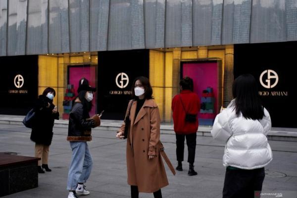 Aktifitas warga Wuhan berangsur normal